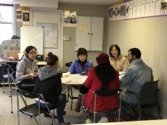 VESL Classes 9:30 to 11:30 AM Refugee Center 2130 Enterprise St.